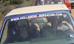 Excursies Kreta - Hollandse jeepsafari